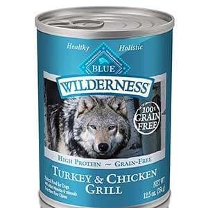 Blue Buffalo Wilderness Canned Food