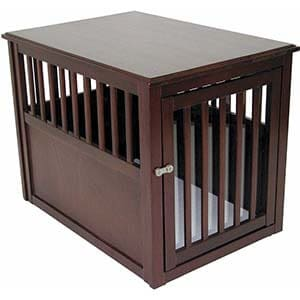 Crown Wood Pet Crate