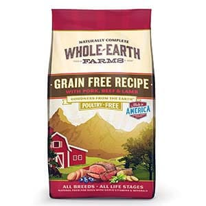 Merrick Whole Earth Farms Grain Free