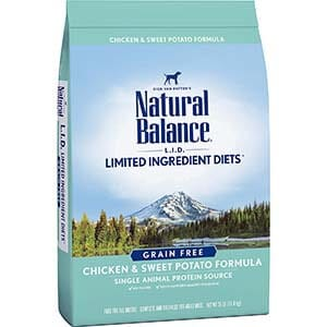 Natural Balance Limited Ingredient Chicken