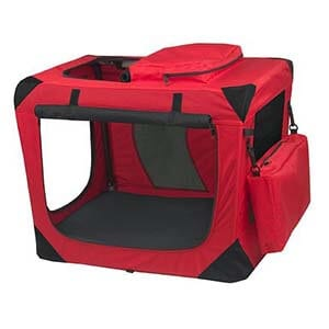 Pet Gear 3 Door Soft Crate