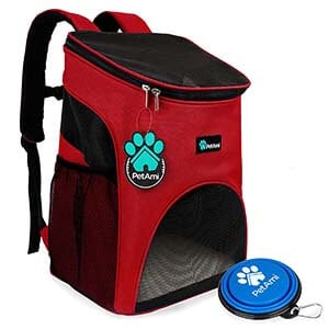 PetAmi Premium Pet Carrier Backpack