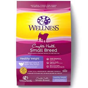 Wellness Complete Small Breed Healthy Weight