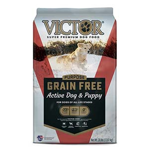 Victor Dog Food Grain-Free