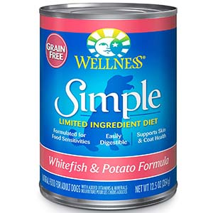 Wellness Simple Limited Ingredient Canned Food