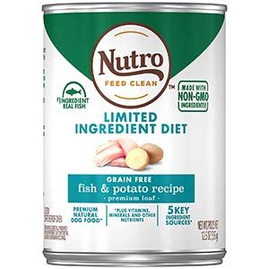 Nutro Limited Ingredient Canned