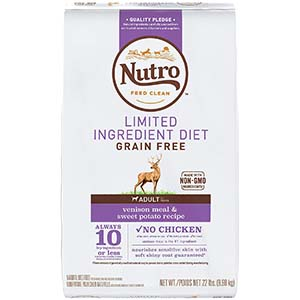 Nutro Limited Ingredient Dry
