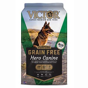 Victor Purpose Hero Canine