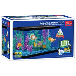 Aqua Culture 10 Gallon Kit