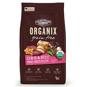 Castor & Pollux Organic Dog Food