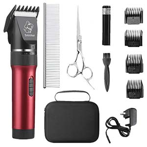 Sminiker Low Noise Pet Clippers