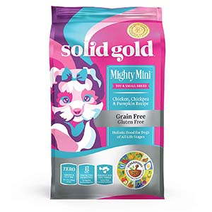 Solid Gold Small & Toy Breed