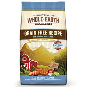 Whole Earth Farms Weight Control