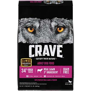 Crave Grain-Free Food With Protein