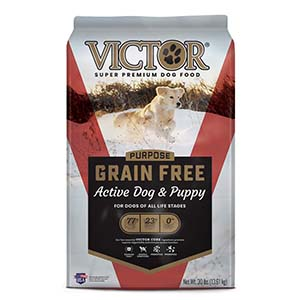 Victor Active Dog and Puppy