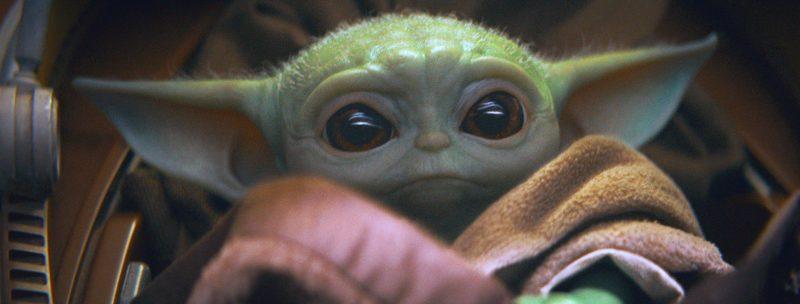 Baby Yoda Cosplay Contest
