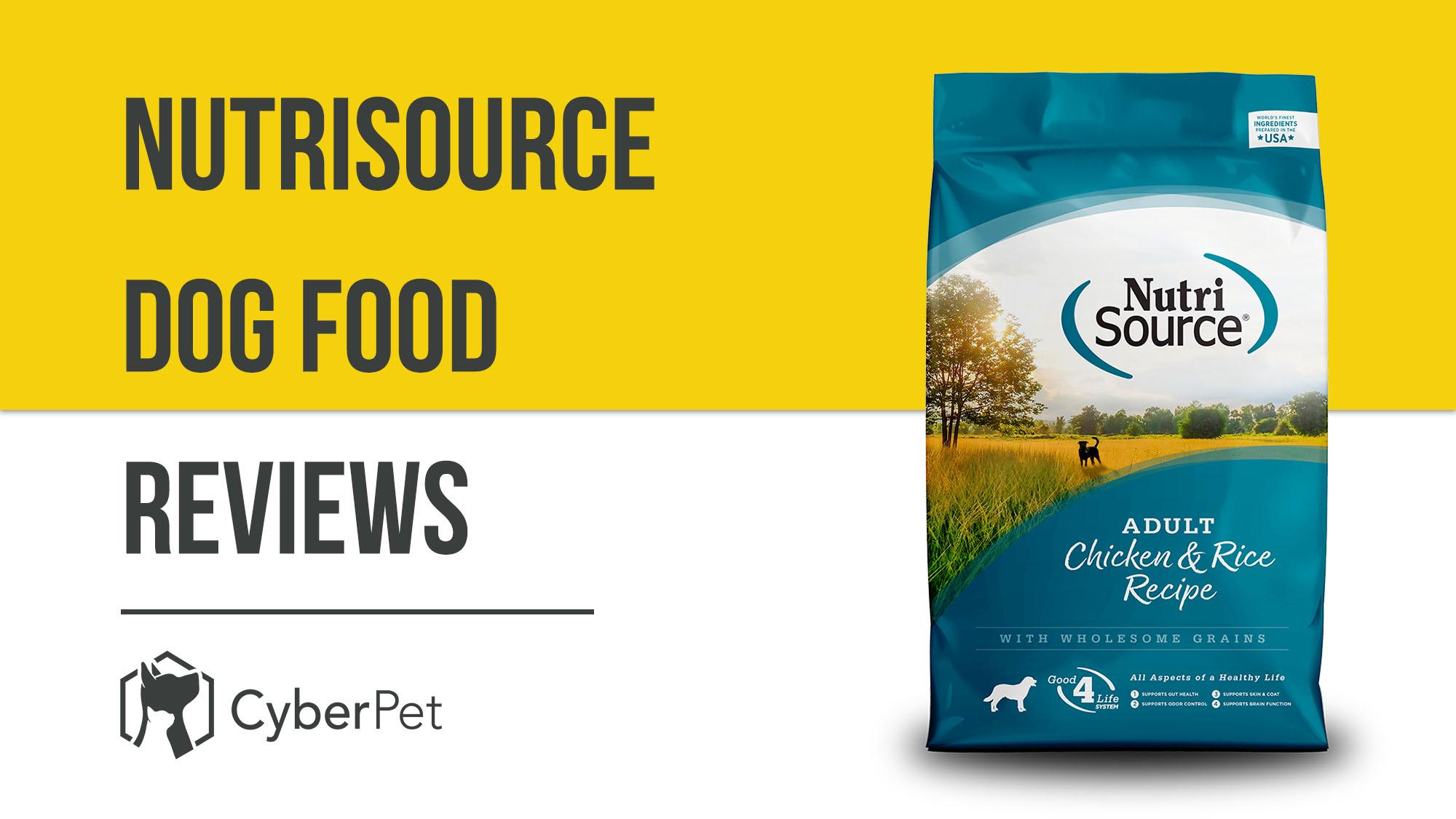 NutriSource Dog Food Reviews