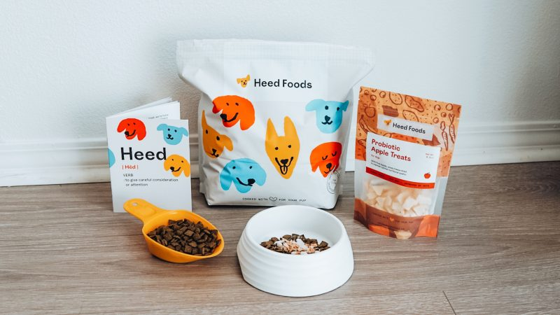 Heed Food Dog Food Reviews - Feature