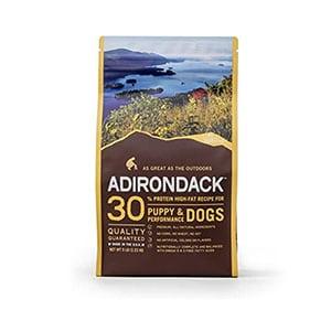 Adirondack 30% Protein High-Fat Recipe